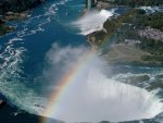 Horseshoe Falls & the Rainbow Bridge